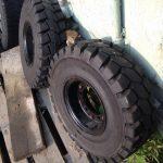 14 советов по выбору шин для вилочного погрузчика