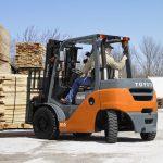 ТОП-5 вилочных погрузчиков 5 тонн дизельных в России